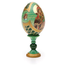 Russian Egg Passionate Virgin Fabergè style 13cm s8