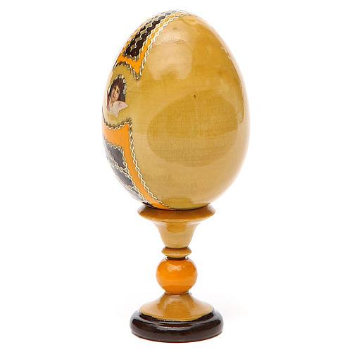 Russian Egg Kozelshanskaya Fabergè style 13cm 11