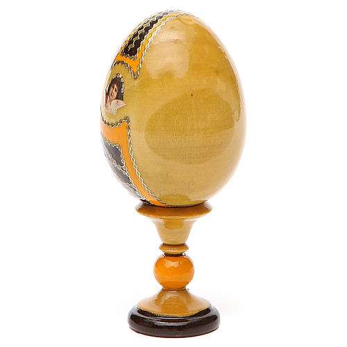Russian Egg Kozelshanskaya Fabergè style 13cm 3