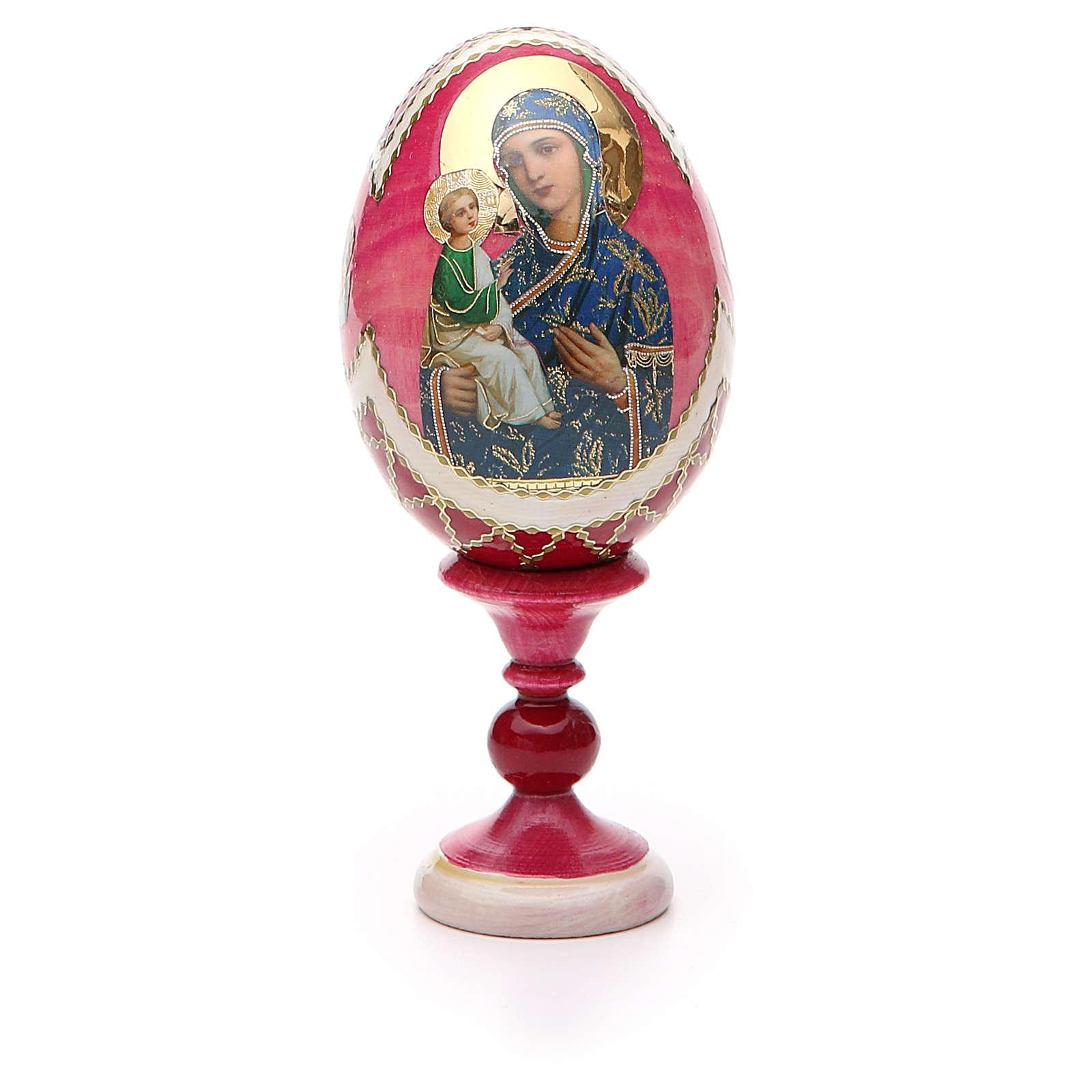 Russian Egg Jerusalemskaya Fabergè style 13cm 4