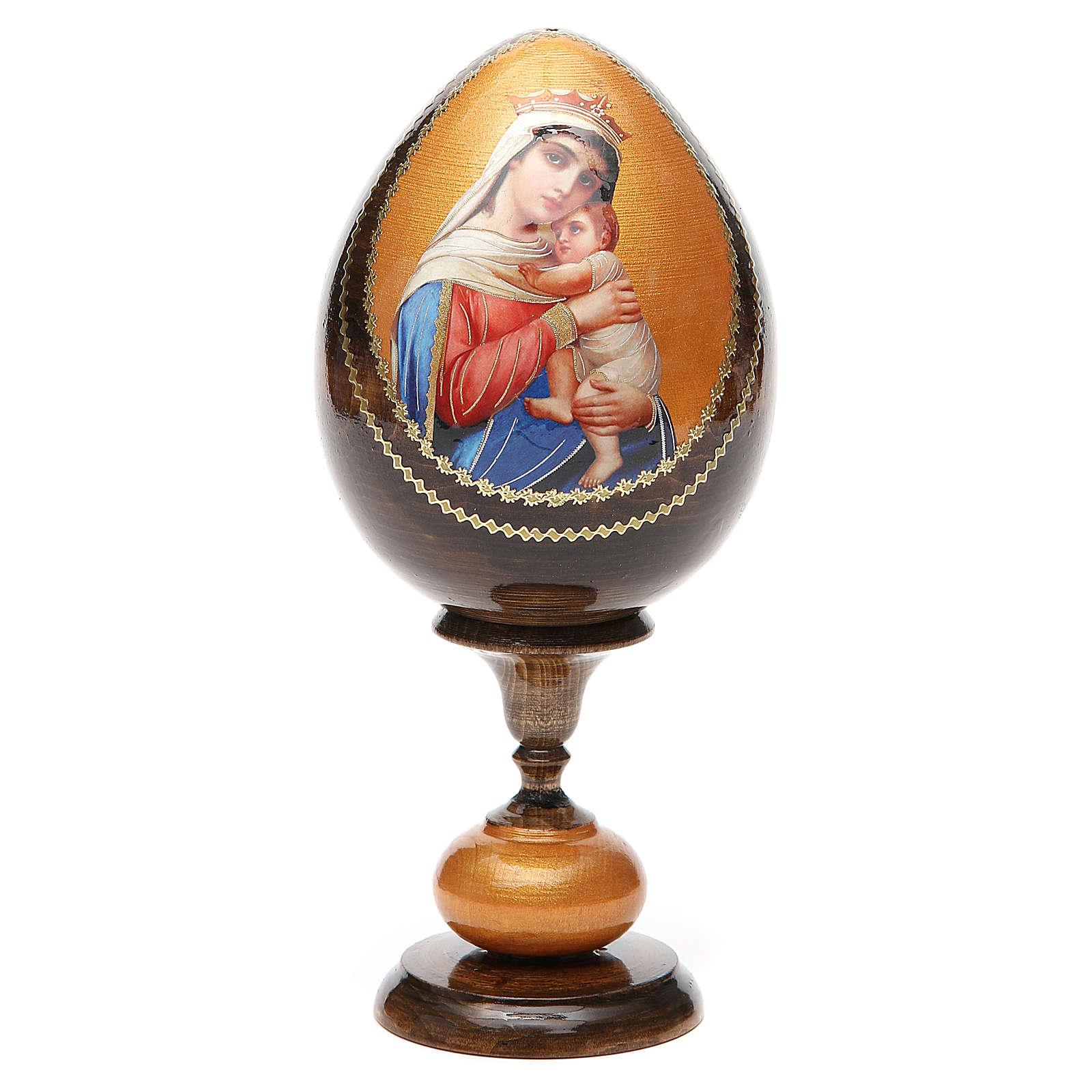 Huevo découpage Rusia Esperanza a los desgraciados tot h 20 cm 4