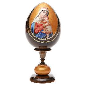Huevo découpage Rusia Esperanza a los desgraciados tot h 20 cm s5