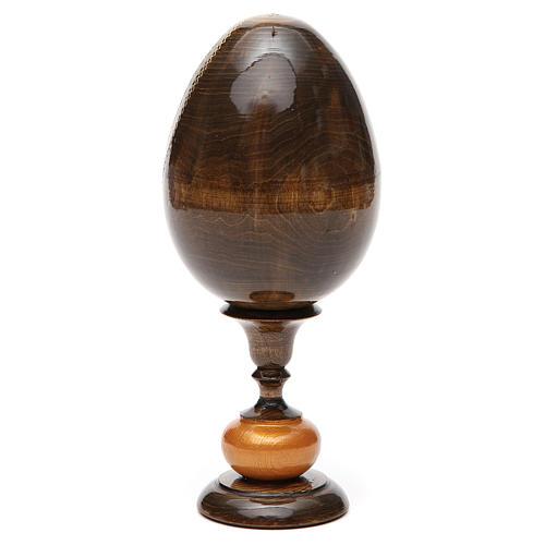 Huevo icono découpage Trinidad Roblav tot 20 cm 7
