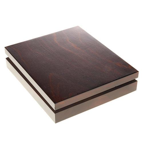 Caja rusa de madera para íconos 1