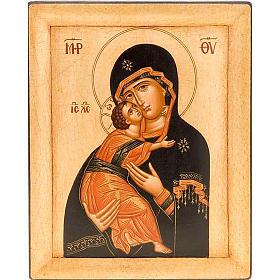 Icona Vergine di Vladimir s1