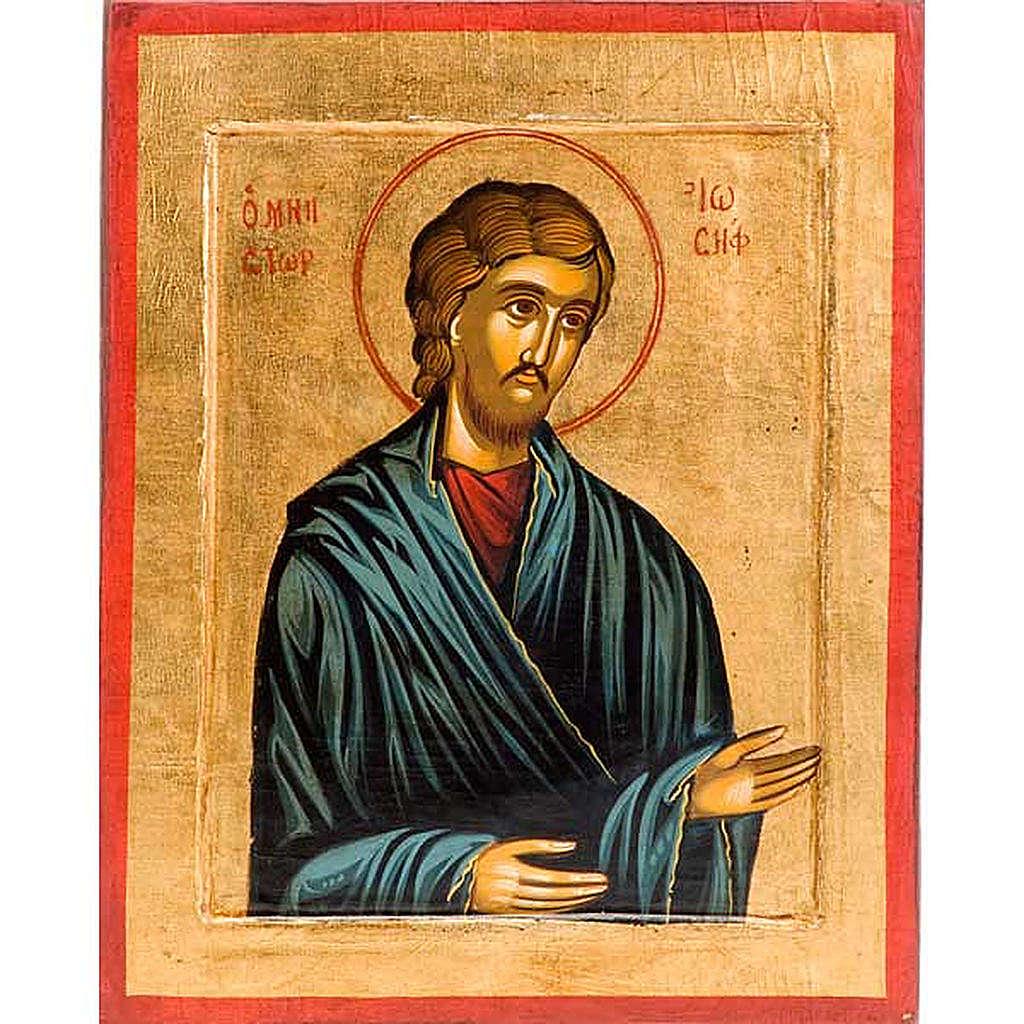 Icona San Giuseppe Grecia 4