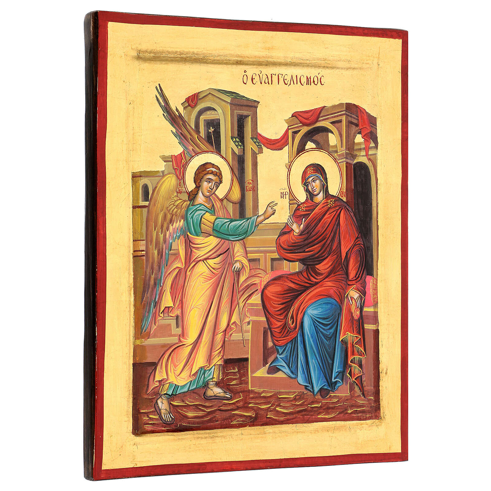Icona Annunciazione Grecia 4