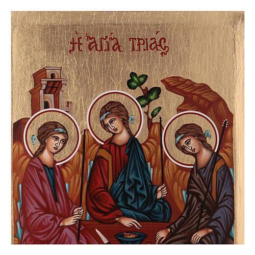 Icona SS Trinità Rublev 2