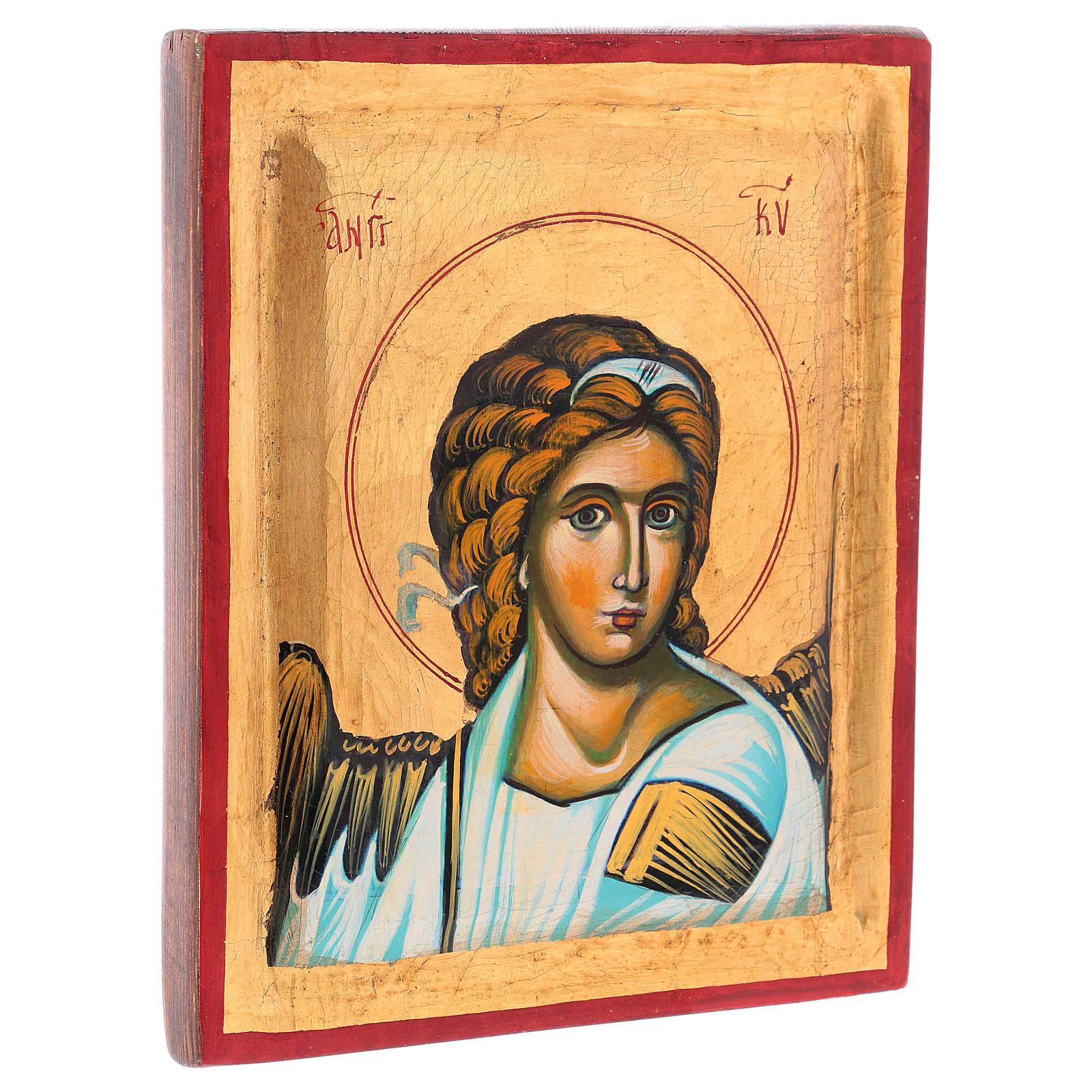 Icona Arcangelo Raffaele 4