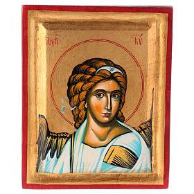 Ikony Grecja malowane serigrafowane: Ikona Archanioł Rafał