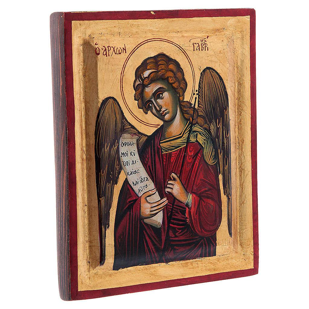 Ikone Erzengel Gabriel 4