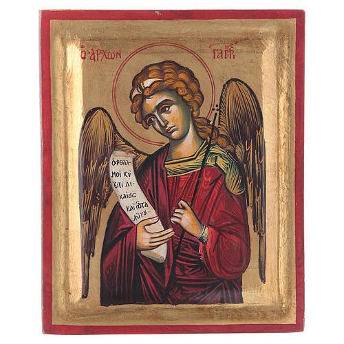 Icona Arcangelo Gabriele 1