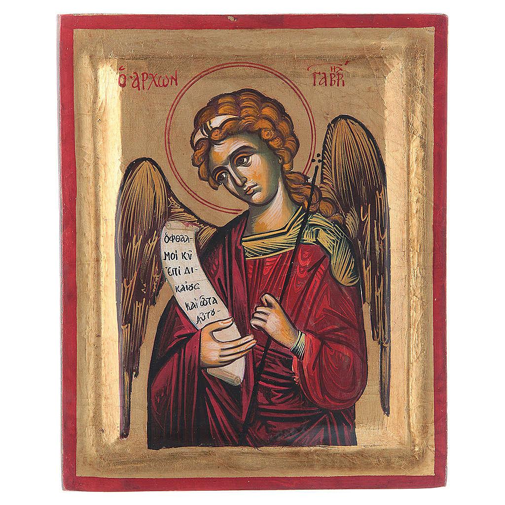 Ikona Archanioł Gabriel 4