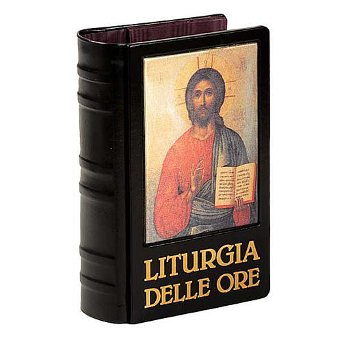 Copertina 4 vol. placca Gesù maestro 1