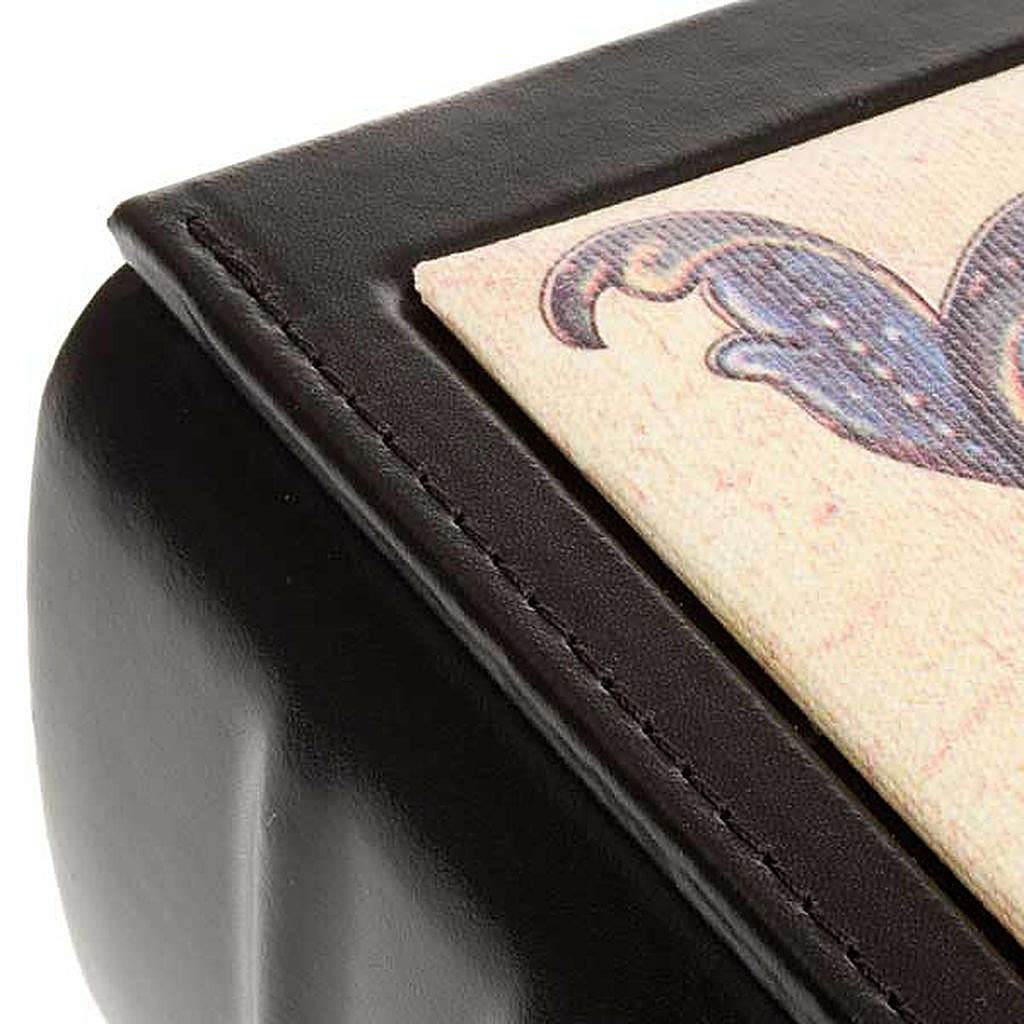 Lectionary Cover in Leather with Resurrection Decoration 4