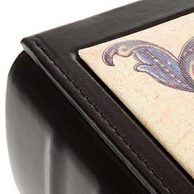 Lectionary Cover in Leather with Resurrection Decoration s5