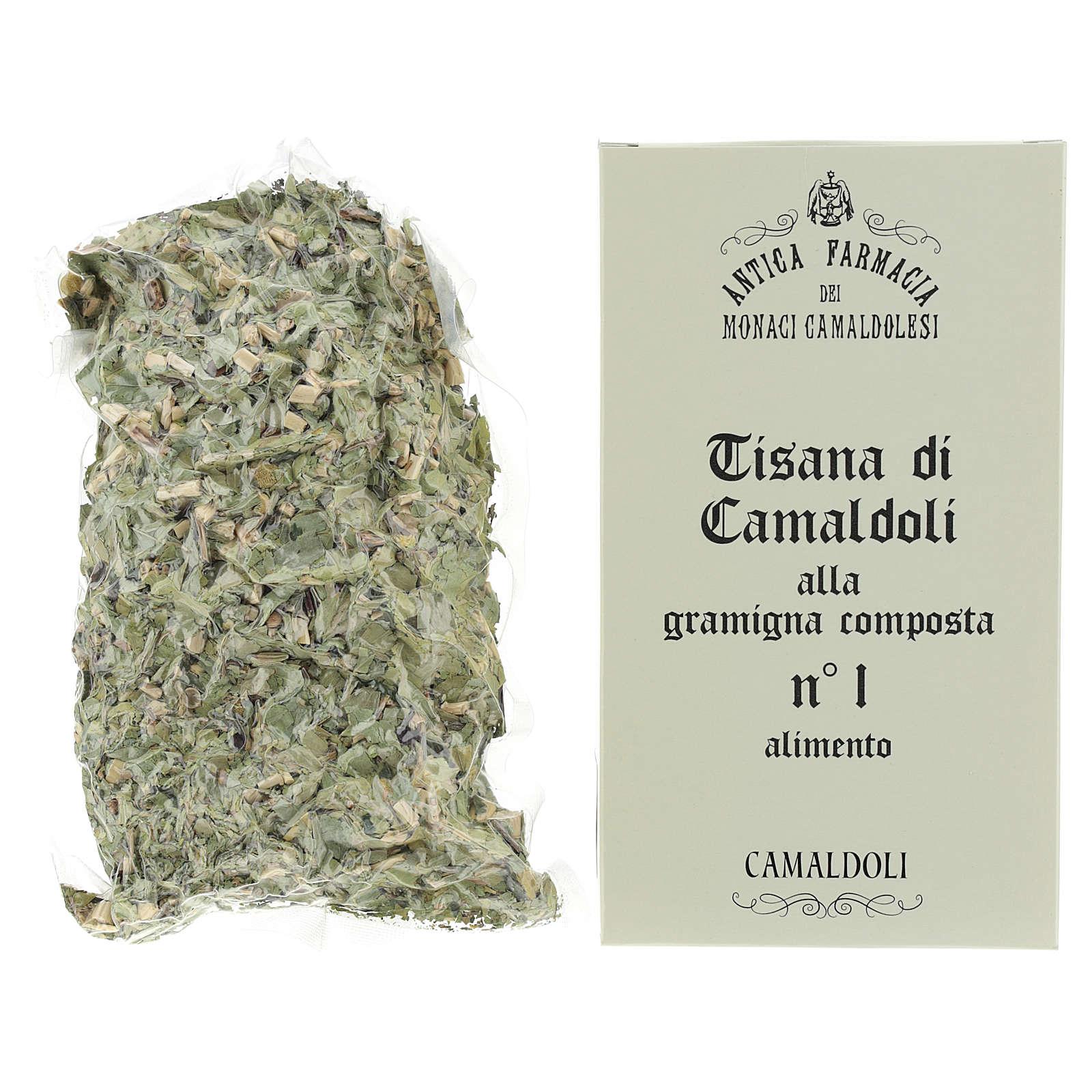 Tisana alla Gramigna di Camaldoli 100 gr 3