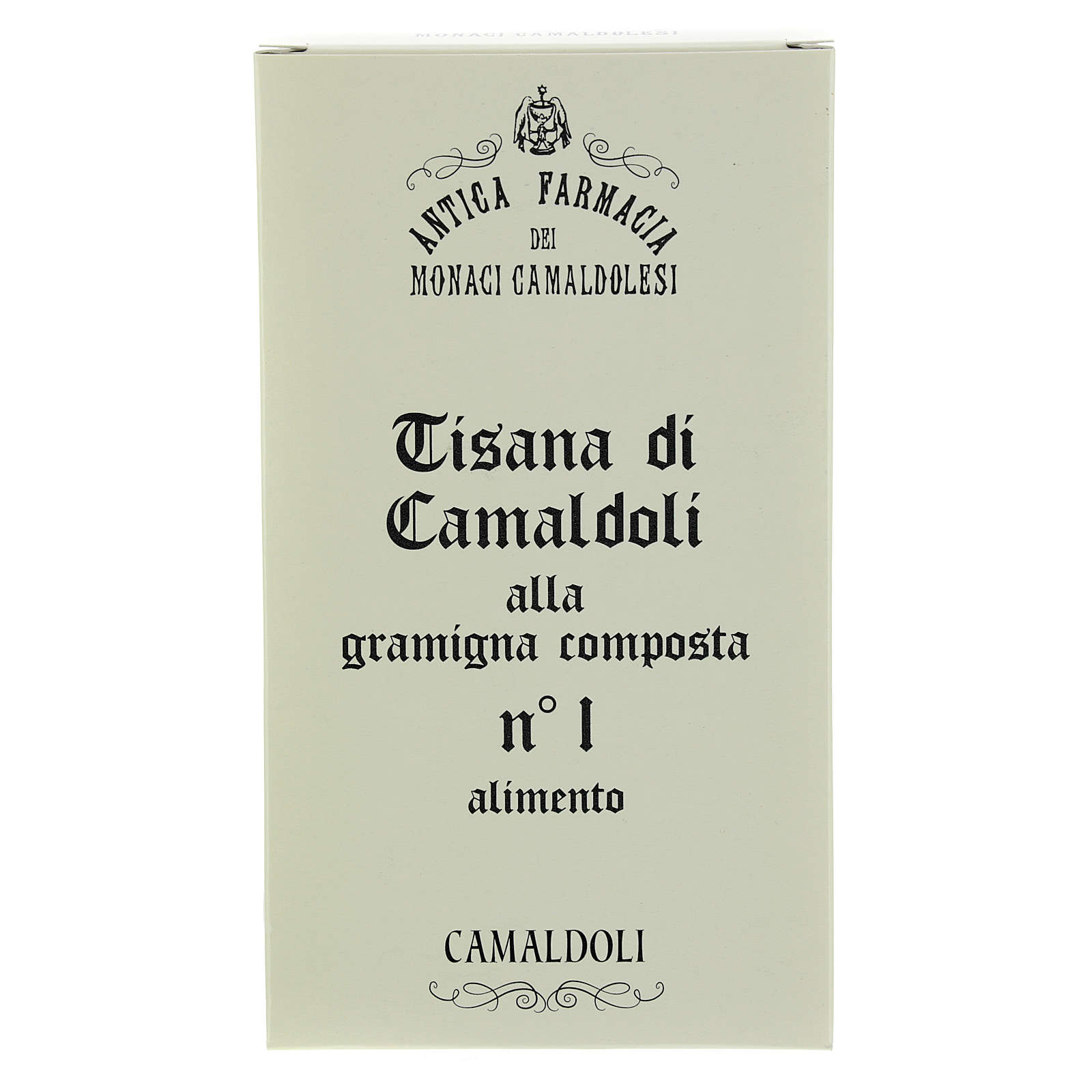 Trawa bermudzka Herbata ziołowa Camaldoli 100 g 3