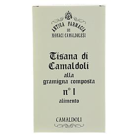 Camaldoli Bermuda grass herbal tea s1