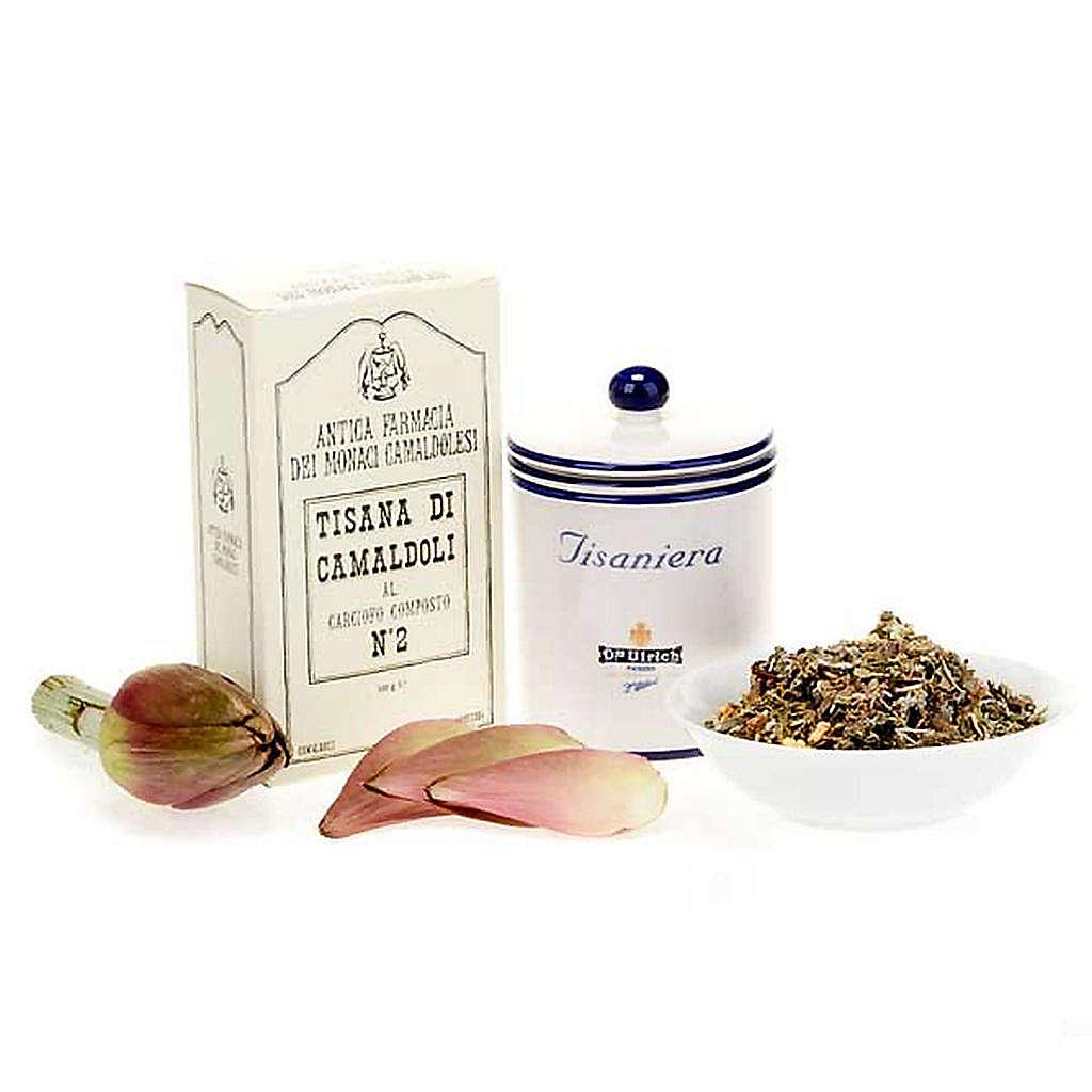 Karczoch Herbata ziołowa Camaldoli 100 g 3