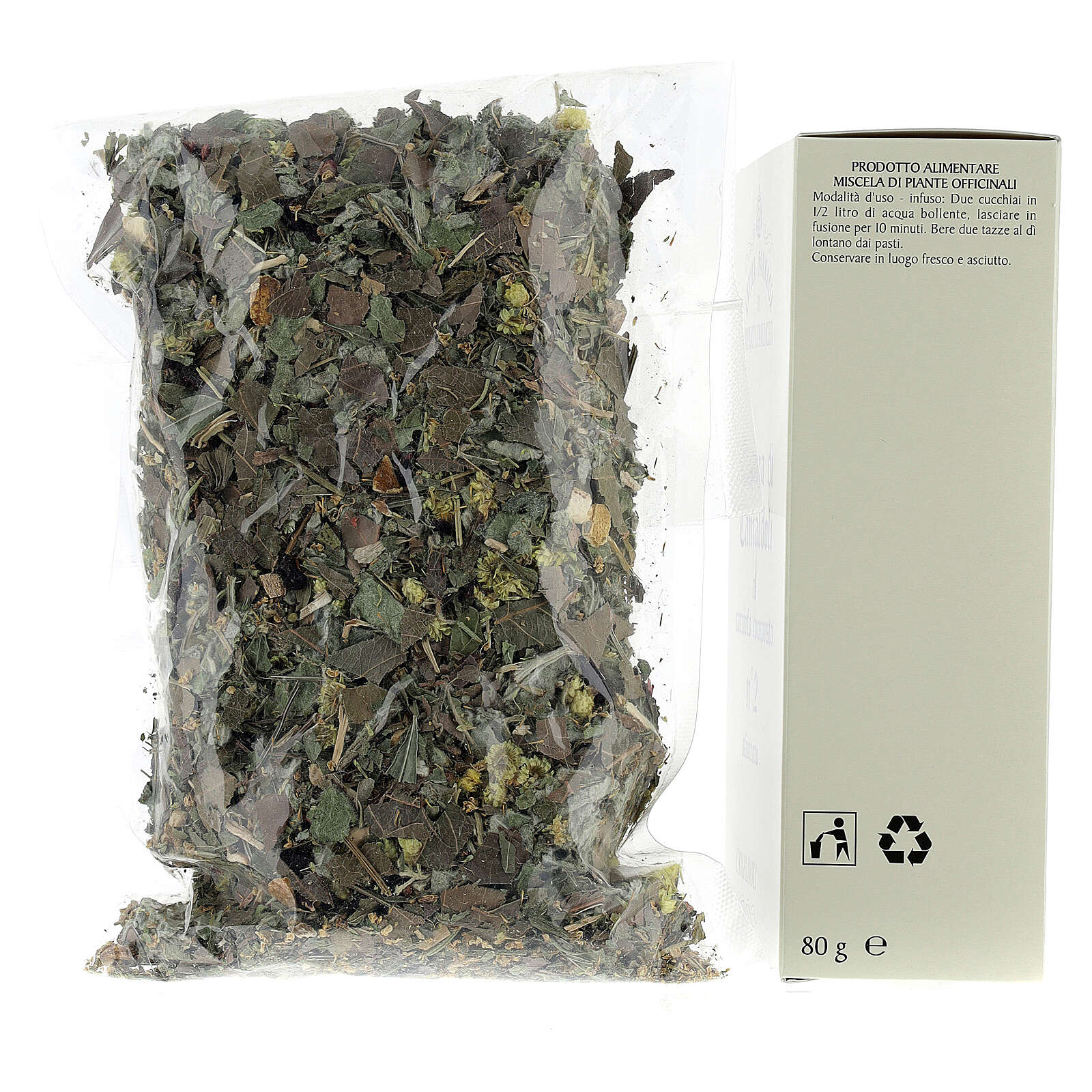 Camaldoli Artichocke herbal tea 3