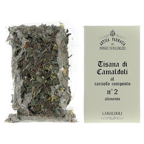Camaldoli Artichocke herbal tea 1