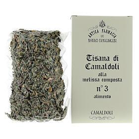 Camaldoli Melissa herbal tea s1