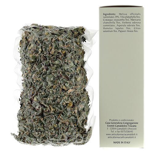 Camaldoli Melissa herbal tea 4