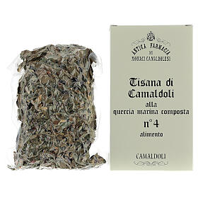 Camaldoli Sea oak herbal tea s1