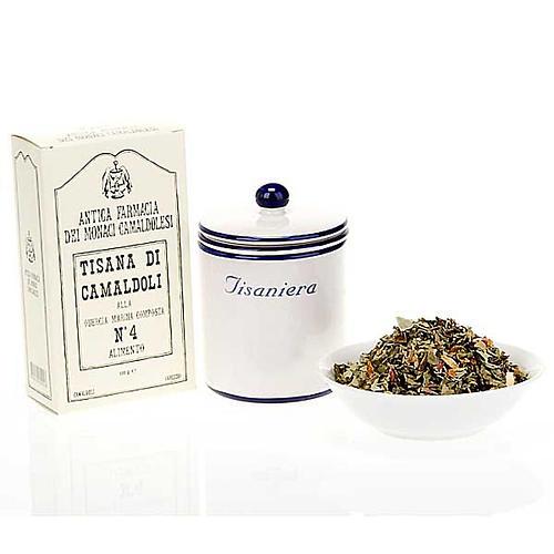Camaldoli Sea oak herbal tea 1
