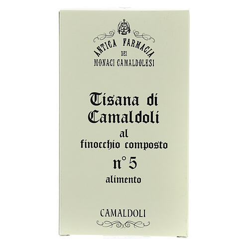 Tisane au fenouil de Camaldoli, 100gr 1