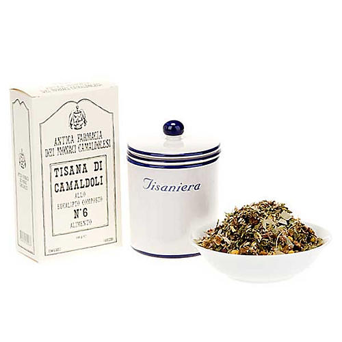 Camaldoli Eucalyptus herbal tea 1
