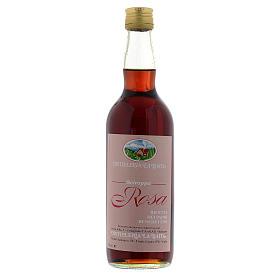 Sirop, infusion, pétales de rose. Abbaye Finalpia 700 ML s1
