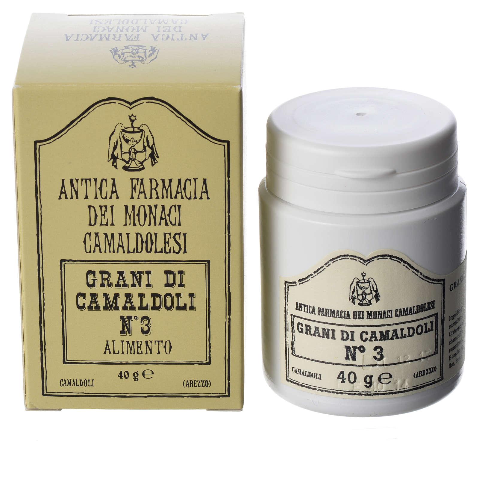 Grains of Camaldoli n.3 relaxing 3