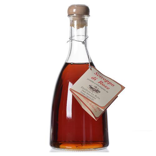Sciroppo infuso alla rosa 500 ml Finale Ligure 1