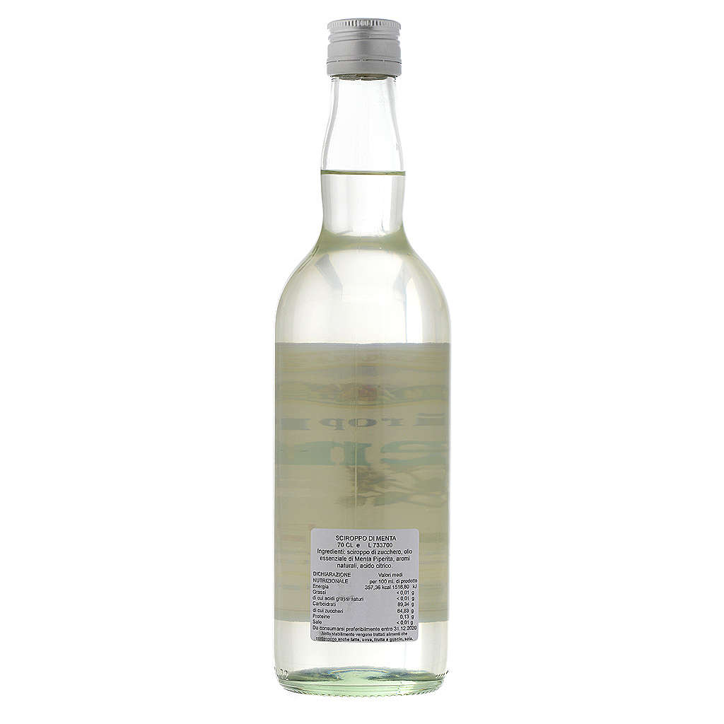 Mint syrup infusion 700ml Finale Ligure 3
