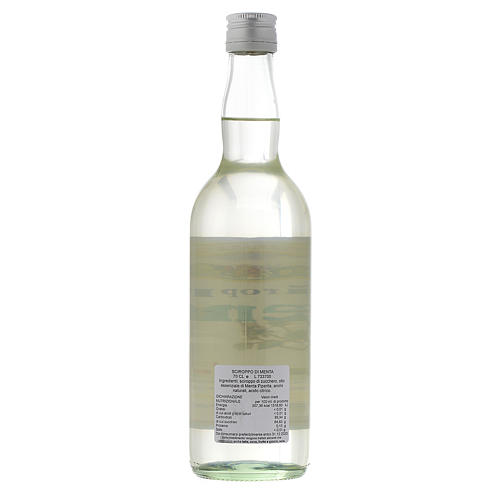 Mint syrup infusion 700ml Finale Ligure 2