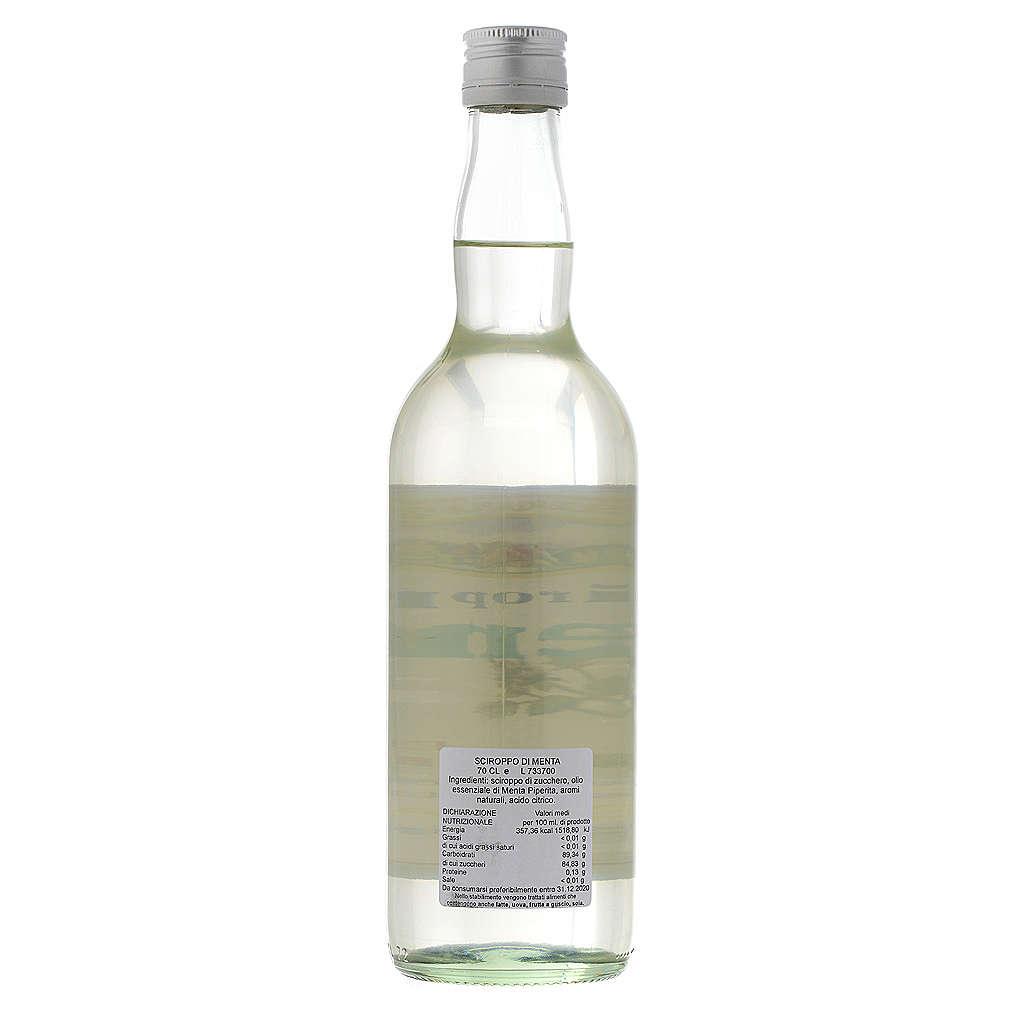 Sciroppo infuso alla menta 700 ml Finale Ligure 3