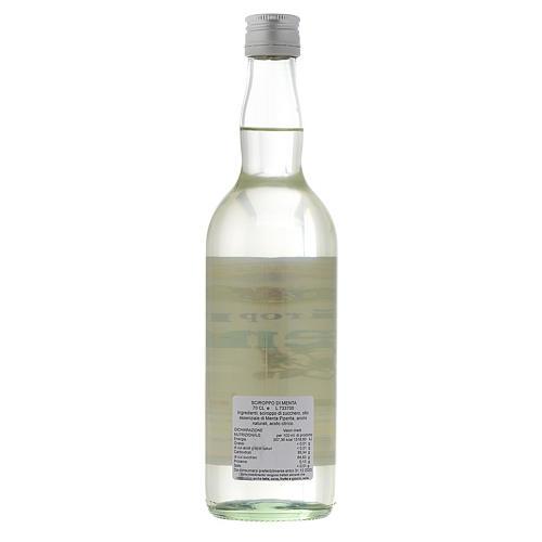 Sciroppo infuso alla menta 700 ml Finale Ligure 2