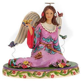 Jim Shore - Butterfly Angel - Engel mit Schmetterlingen s1