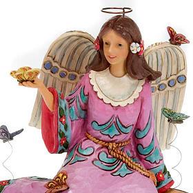 Jim Shore - Butterfly Angel - Engel mit Schmetterlingen s2