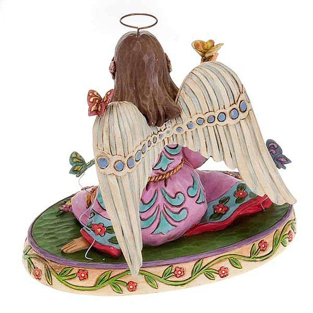 Ángel con mariposa (Butterfly Angel) 4