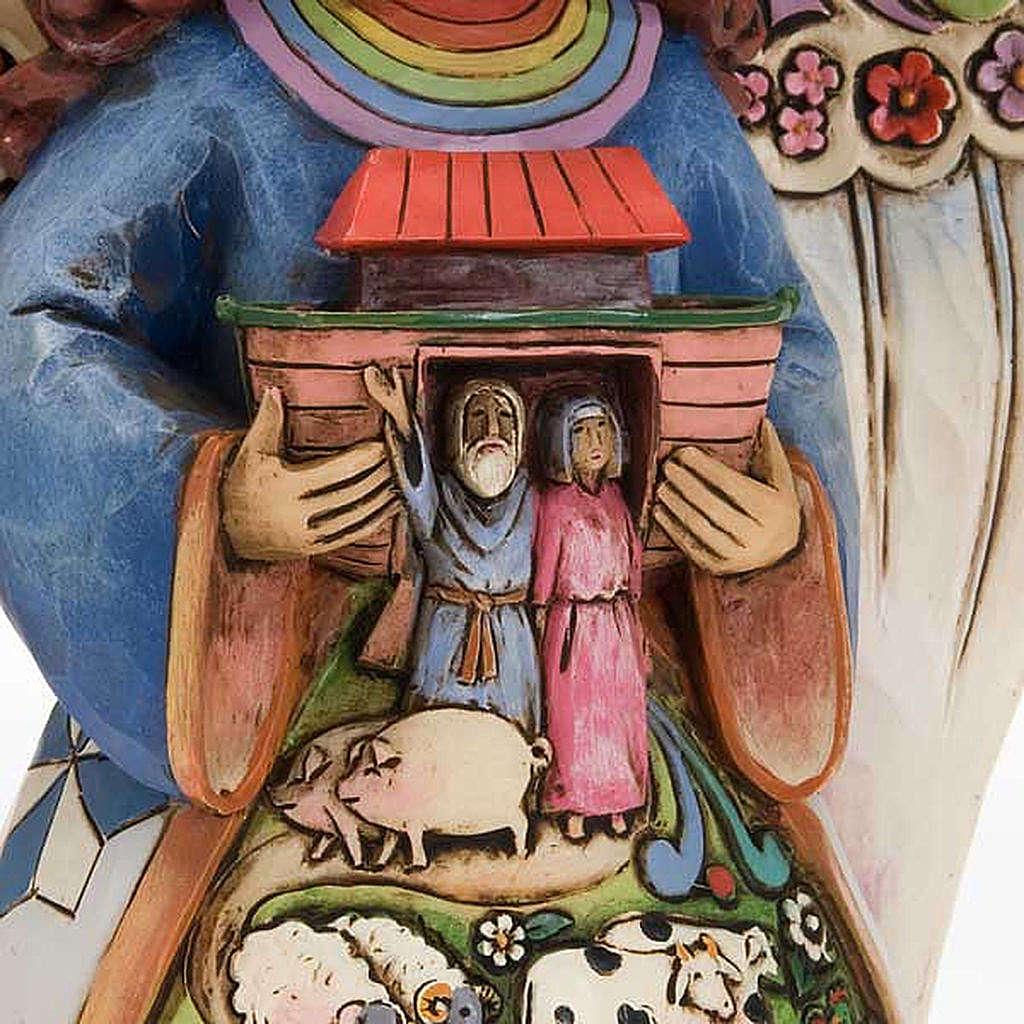 Angelo con Arca di Noè (Noah's Ark Angel) 4