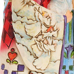Holy Family hanging decoration - Jim Shore s4