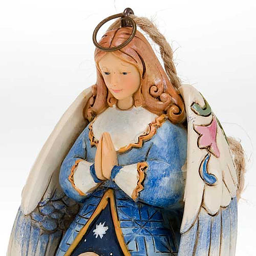 Ángel con Sagrada Familia (Angel with Holy Family) 2