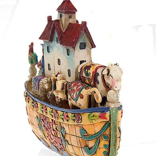 Noah's Ark hanging decoration - Jim Shore 2