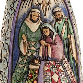 Ange du Noel Jim Shore - Winter angel Nativity s5