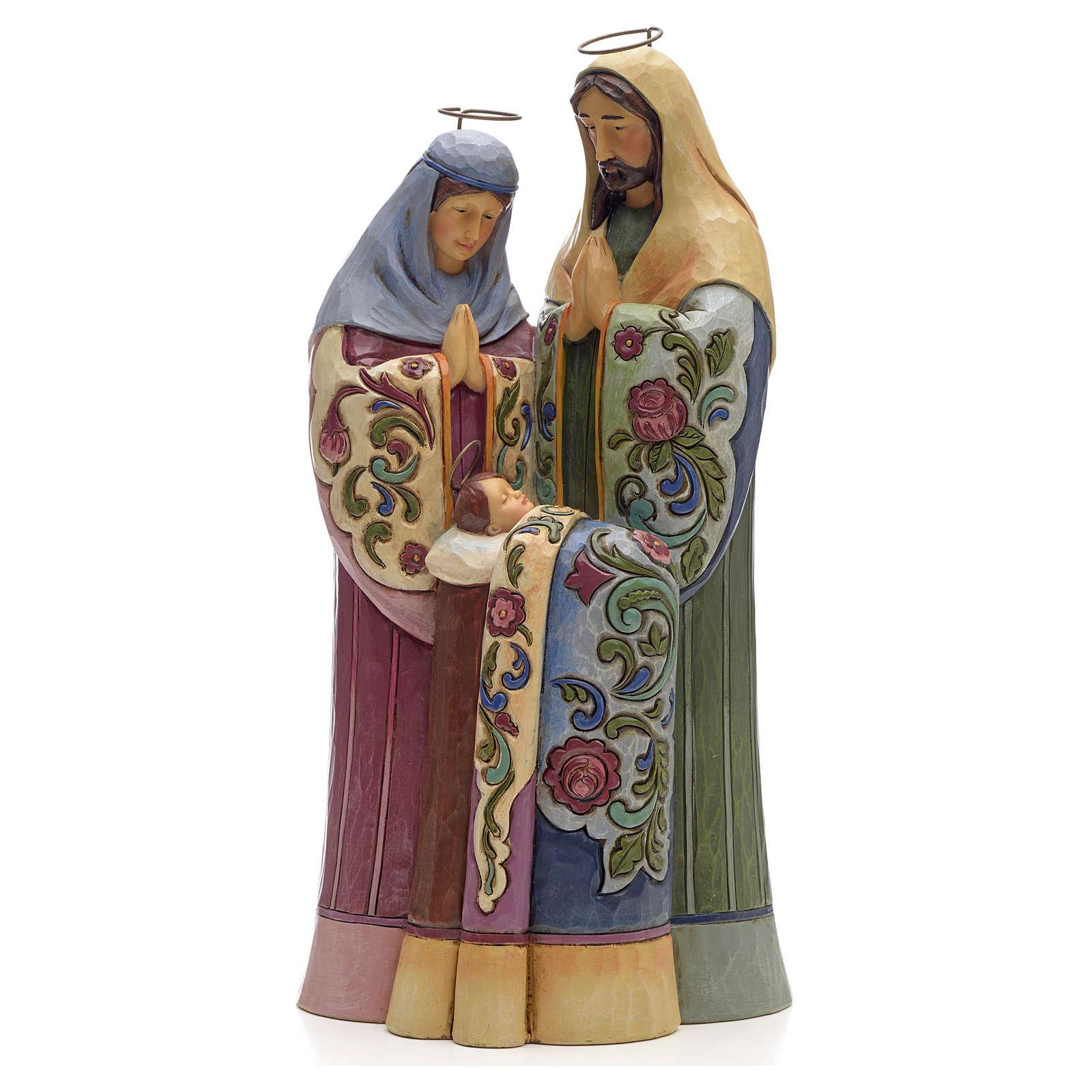 Jim Shore - Holy Family (la Sacra Famiglia) 4