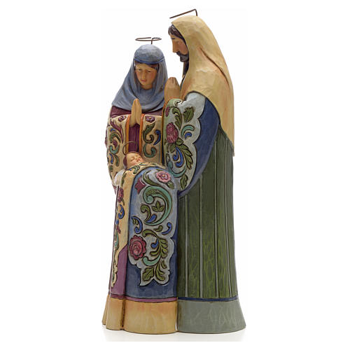 Holy Family figurine by Jim Shore 2