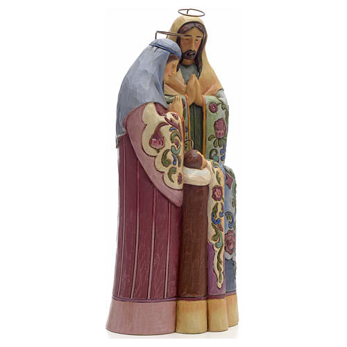 Holy Family figurine by Jim Shore 3